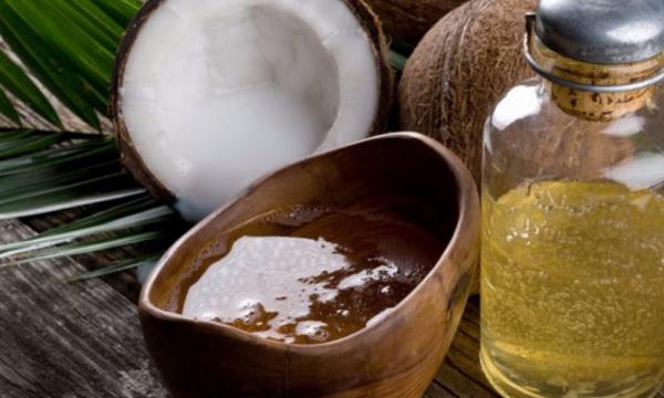 кокосовое масло против волдырей
