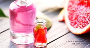 Эфирное масло грейпфрута для красоты и здоровья