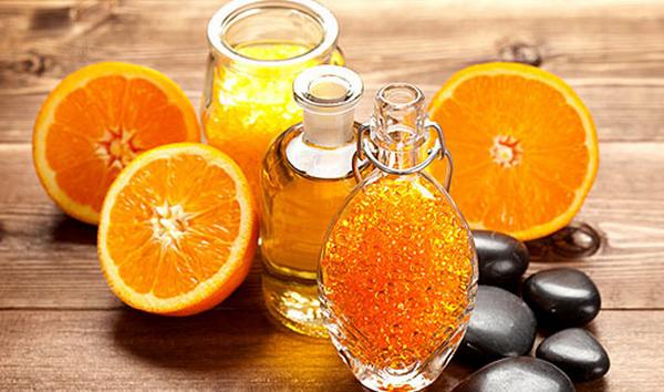 масло апельсина для отбеливания зубов