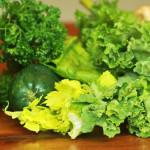 Зеленые соки с капустой кале для снижения веса