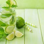 напиток из лайма для здоровья